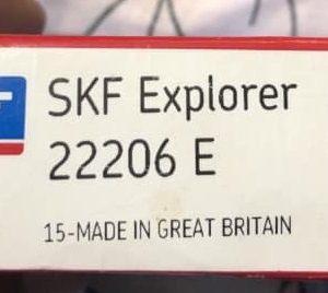 Vòng Bi 22206E SKF