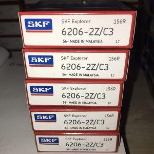 VÒNG BI 6206-2Z/C3 SKF