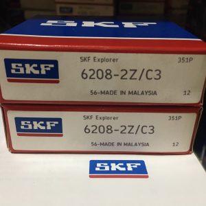 VÒNG BI 6208-2Z/C3 SKF
