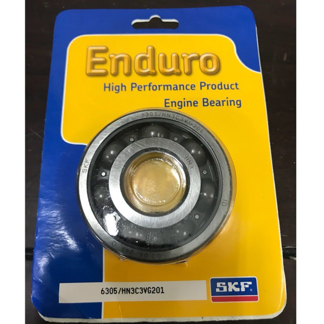 Genio & Enduro SKF Bearing – Vòng bi SKF cho xe máy