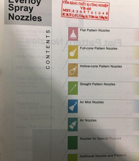 NOZZLE SPRAY